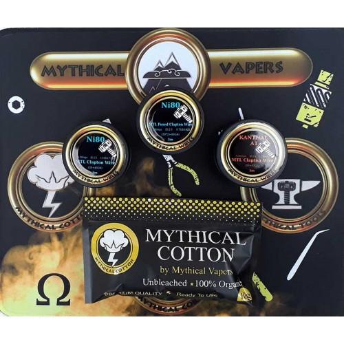 Σύρμα MTL 3μ + Μythical Cotton